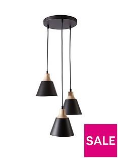 flex-3-light-cluster-ceiling-pendant-lightnbsp-black