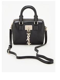 dkny-elissa-mini-satchel-cross-body-bag-black