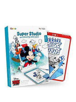 osmo-super-studionbspdisneynbspmickey-mouse-amp-friends-game