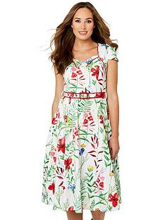 joe-browns-garden-party-dress-cream