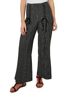 joe-browns-wide-leg-trousers-black