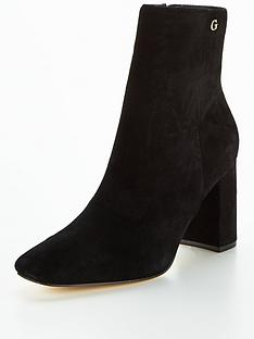 guess-adelia-suede-ankle-boots-black