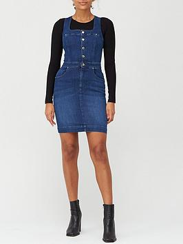 guess-margot-denim-dress-blue