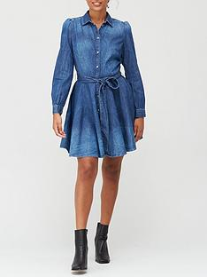 guess-raya-denim-shirt-dress-blue