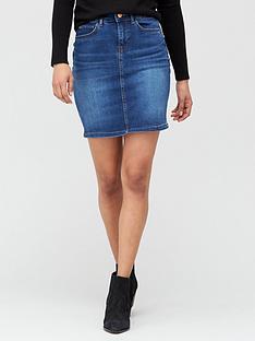 guess-asia-denim-pencil-skirt-blue