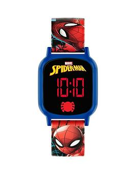 marvel-spiderman-digital-dial-printed-silicone-strap-kids-watch