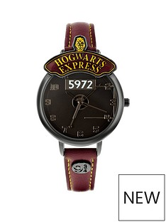 harry-potter-harry-potter-hogwarts-express-dial-faux-leather-strap-watch
