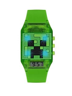 minecraft-minecraft-digital-dial-green-silicone-strap-kids-watch