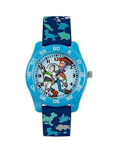 disney-toy-story-woody-buzz-time-teacher-dial-blue-character-print-strap-kids-watch