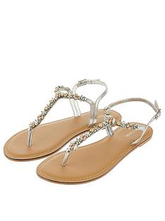 monsoon-farren-flower-embellished-sandals-silver
