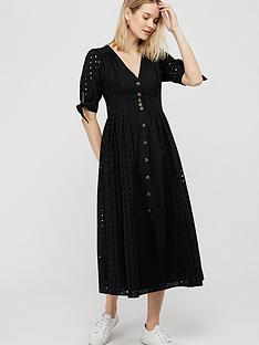 monsoon-dolly-schifflinbspmidi-dress-black