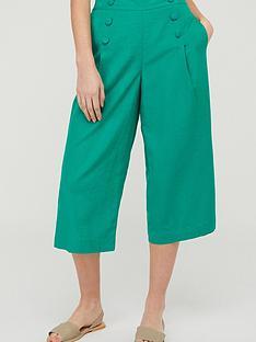 monsoon-eureka-linen-blend-crop-trouser-green