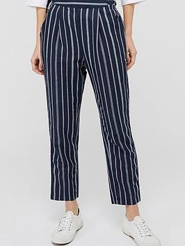 monsoon-sandra-organic-cotton-linen-trouser-navy