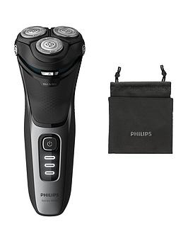Philips Philips Shaver 3100 Wet Or Dry Electric Shaver, Series 3000 - S321/52