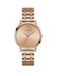 guess-guess-rose-gold-sunray-dial-rose-gold-stainless-steel-bracelet-ladies-watch