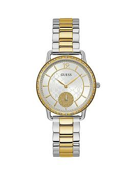 guess-guess-astral-silver-and-gold-detail-dial-two-tone-stainless-steel-bracelet-ladies-watch