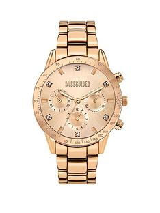 missguided-missguided-rose-sunray-chronograph-dial-rose-gold-stainless-steel-bracelet-ladies-watch