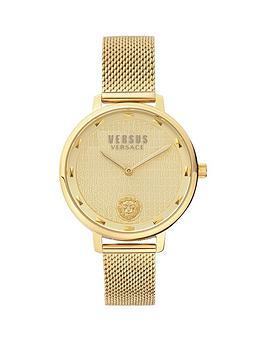 versus-versace-versus-versace-gold-dial-gold-stainless-steel-mesh-strap-ladies-watch