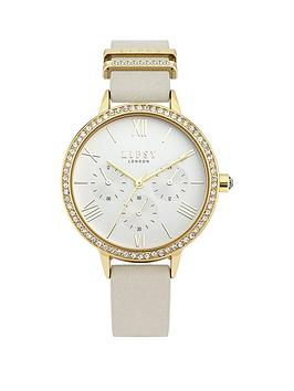 lipsy-lipsy-white-and-gold-glitz-multi-dial-white-leather-strap-ladies-watch
