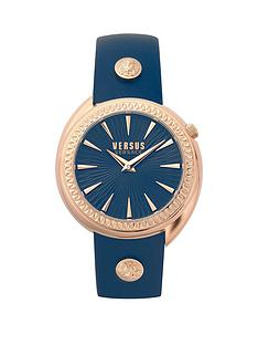 versus-versace-versus-versace-blue-and-gold-detail-dial-blue-leather-strap-ladies-watch