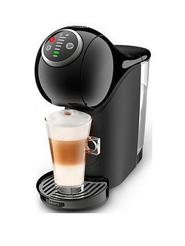 Nescafe Dolce Gusto Genio S Plus Automatic Coffee Machine By Krups - Black