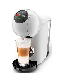 Nescafe Dolce Gusto Genio S Automatic Coffee Machine By Krups - White