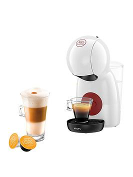 Nescafe Dolce Gusto Dolce Gusto Piccolo Xs Manual Coffee Machine By Krups - White