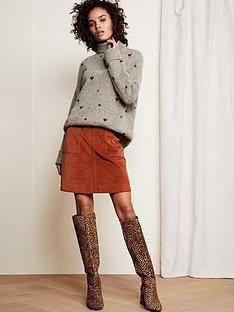 fabienne-chapot-olivia-heart-embroidered-oatmeal-jumper-beige