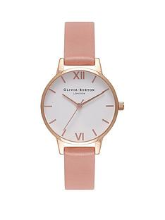 olivia-burton-olivia-burton-white-dial-pink-strap-watch