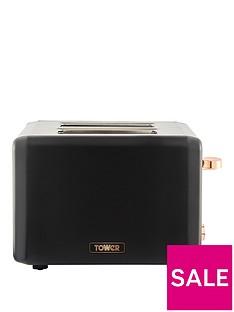 tower-cavaletto-2-slice-toaster-black-amp-rose-gold