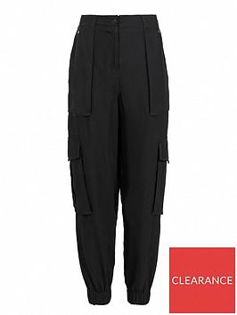 allsaints-frieda-utility-trousers-black