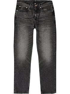 river-island-straight-fit-jean-black