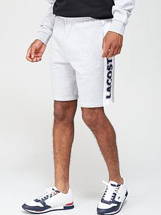 lacoste-sport-side-stripe-logo-sweat-short-greymarl