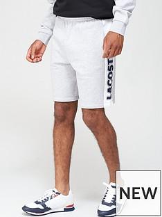 lacoste-sport-side-stripe-logo-sweat-short-greymarl