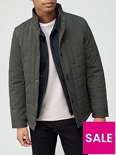 ted-baker-trent-quilted-jacket-khakinbsp