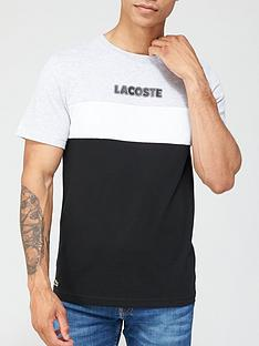 lacoste-colour-block-logo-t-shirt-blackwhite