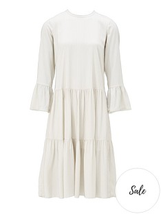 allsaints-lori-stripe-smock-midi-dress-white