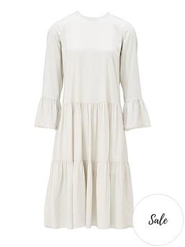 allsaints-lori-stripe-smock-midi-dress-white