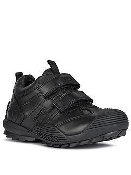 geox-boys-savage-leather-strap-school-shoe-black