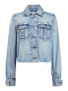 allsaints-maisy-cropped-denim-jacket-blue