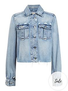 allsaints-maisy-cropped-denim-jacket-blue