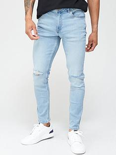 river-island-skinny-salt-rips-jeans-light-blue