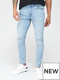 river-island-skinny-salt-rips-jeans-light-blue
