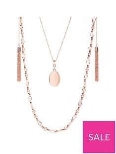 mood-pendant-bead-rope-tassel-layered-necklace