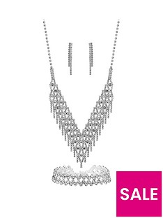 mood-silver-plated-crystal-trio-jewellery-set