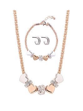 jon-richard-two-tone-crystal-charm-trio-jewellery-set