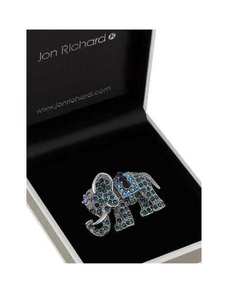 jon-richard-blue-tones-pave-elephant