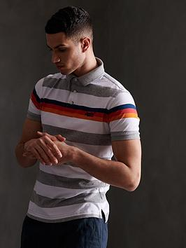 superdry-horizon-stripe-polo-shirt-grey