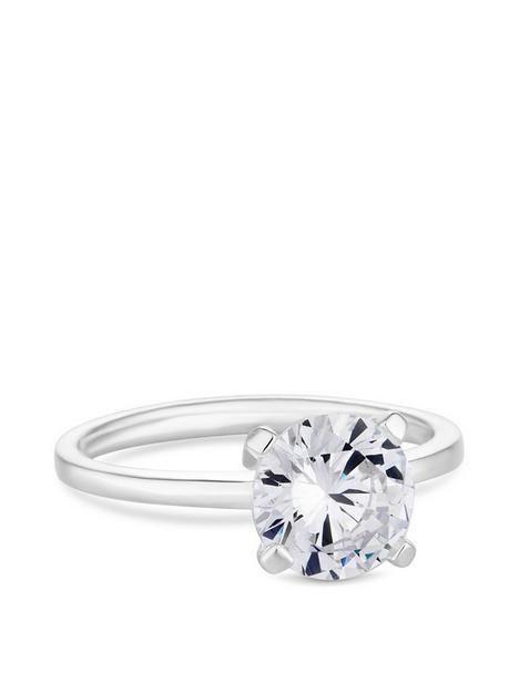 jon-richard-cubic-zirconia-solitaire-ring
