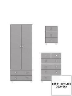 miami-fresh-kidsnbsp3-piece-package-2-door-2-drawer-wardrobe-5-drawer-chest-3-drawer-bedside-chest-grey